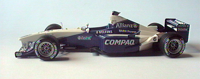 Revell Scale 1 24 Bmw Williams Fw23