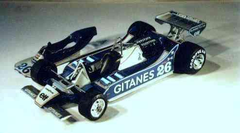 Tamiya 1 20 Ligier Js 11 Ford