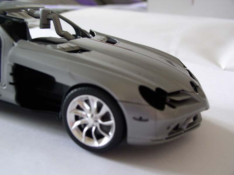 Tamiya 24290 Mercedes Benz Slr Mclaren