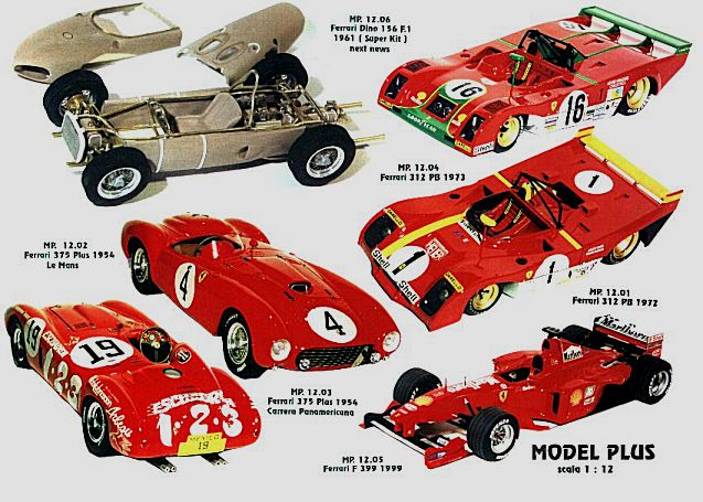 Brakes Plus Near Me >> MG Model Plus Scale 1/12 Ferrari F399 Monaco GP Winner (Part I)