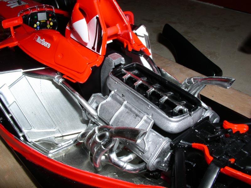 Revell Scale 1 12 Ferrari F2002