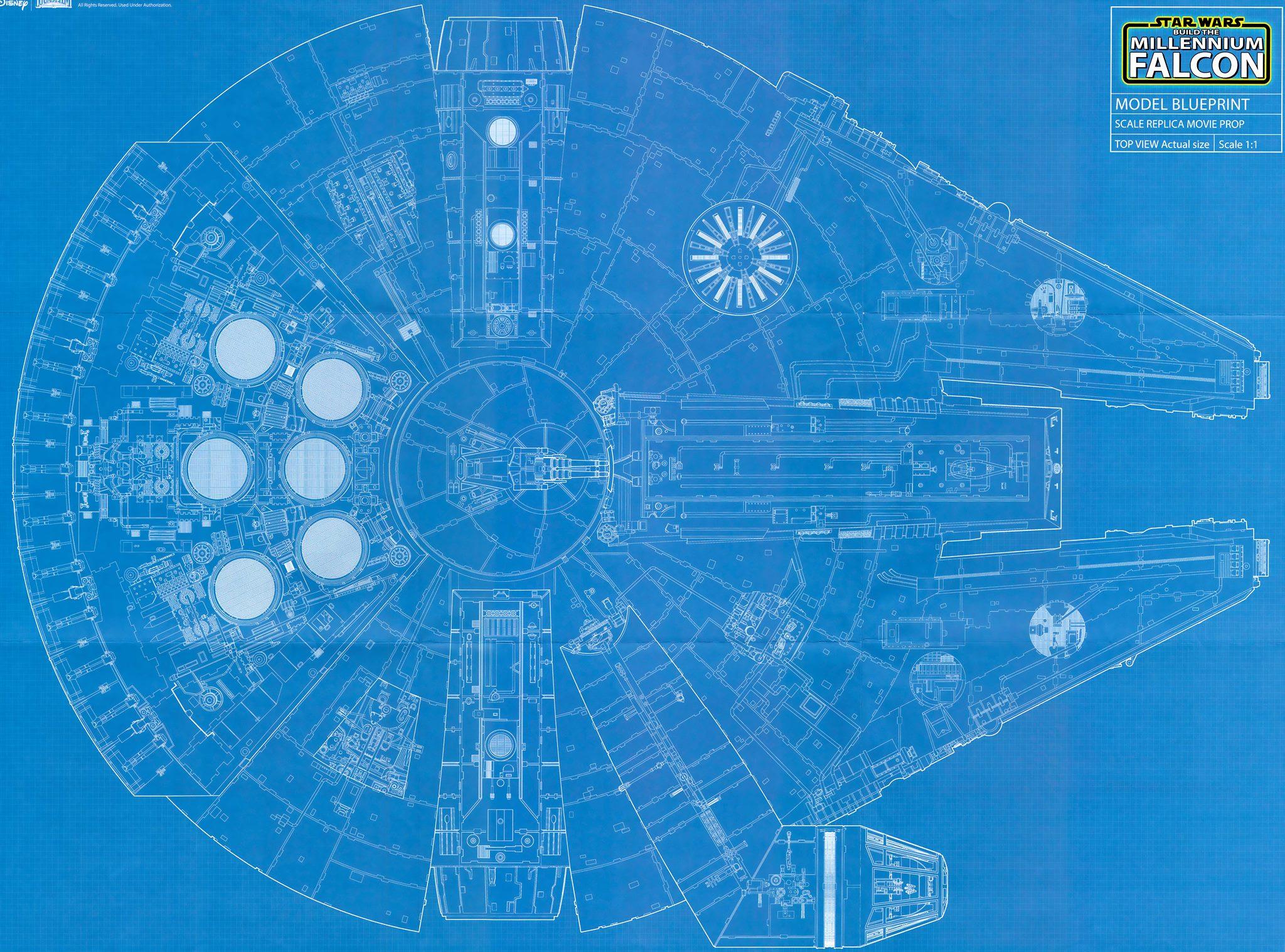 STAR WARS-Bausätze 1/72 jetzt von Bandai